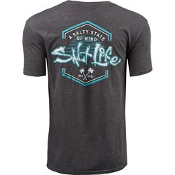 Men's Salty State of Mind Short Sleeve T-shirt