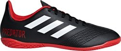 adidas Boys' Predator Tango 18.4 Indoor Soccer Shoes