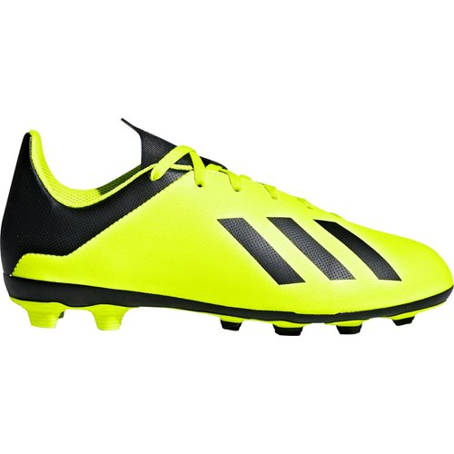 adidas Boys' X 18.4 Flexible Ground Soccer Boots
