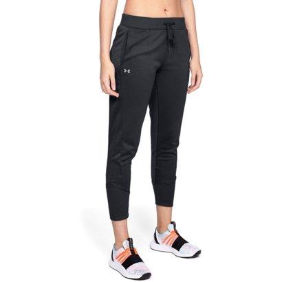 Under Armour Women s Synthetic Fleece Jogger Pants  adbae403e2f8