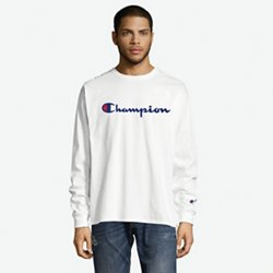 Champion Men's Classic Long Sleeve Graphic T-shirt