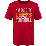 8e8a9ddf4 Boys  Kansas City Chiefs Game Time T-shirt