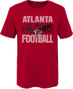 NFL Boys' Atlanta Falcons Game Time T-shirt