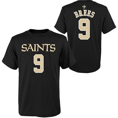 ... Drew Brees 9 T-shirt. New Orleans Saints Clothing. Hover Click to  enlarge 78ed3a534