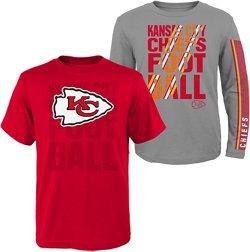 NFL Boys' Kansas City Chiefs Playmaker Combo Pack
