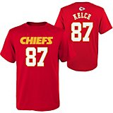 Boys  Kansas City Chiefs Travis Kelce 87 Mainliner T-shirt 56d029090