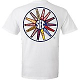 47a69c72a3d7 Men's Louisiana State University SEC Pinwheel Pocket T-shirt