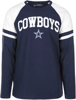 Dallas Cowboys Men's Gaucho Long Sleeve T-shirt