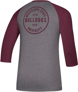 adidas Men's climalite Mississippi State University Circle of Trust T-shirt