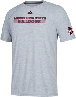 adidas Men's Ultimate Lined Up Mississippi State University T-shirt