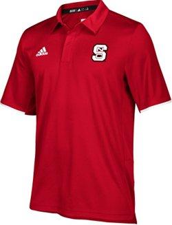 adidas Men's climalite North Carolina State University Team Iconic Polo