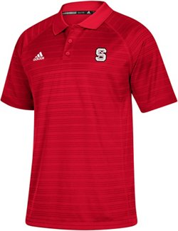 adidas Men's North Carolina State University Select Polo Shirt