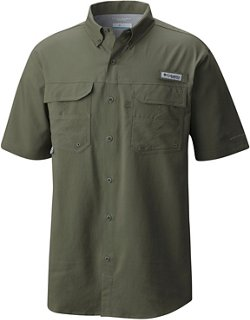Columbia Sportswear Men's Blood and Guts III Short Sleeve Woven Fishing Shirt