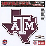 WinCraft Texas A&M University Movable Logo Decal