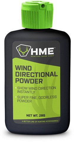 HME Products Wind Directional Powder