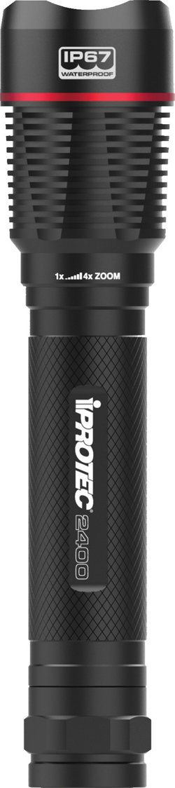 iProtec Outdoorsmen 2400 LED Flashlight