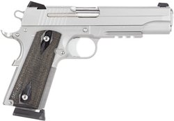 Sig Sauer 1911 Stainless Rail NS 45 ACP Full-Sized 8-Round Pistol