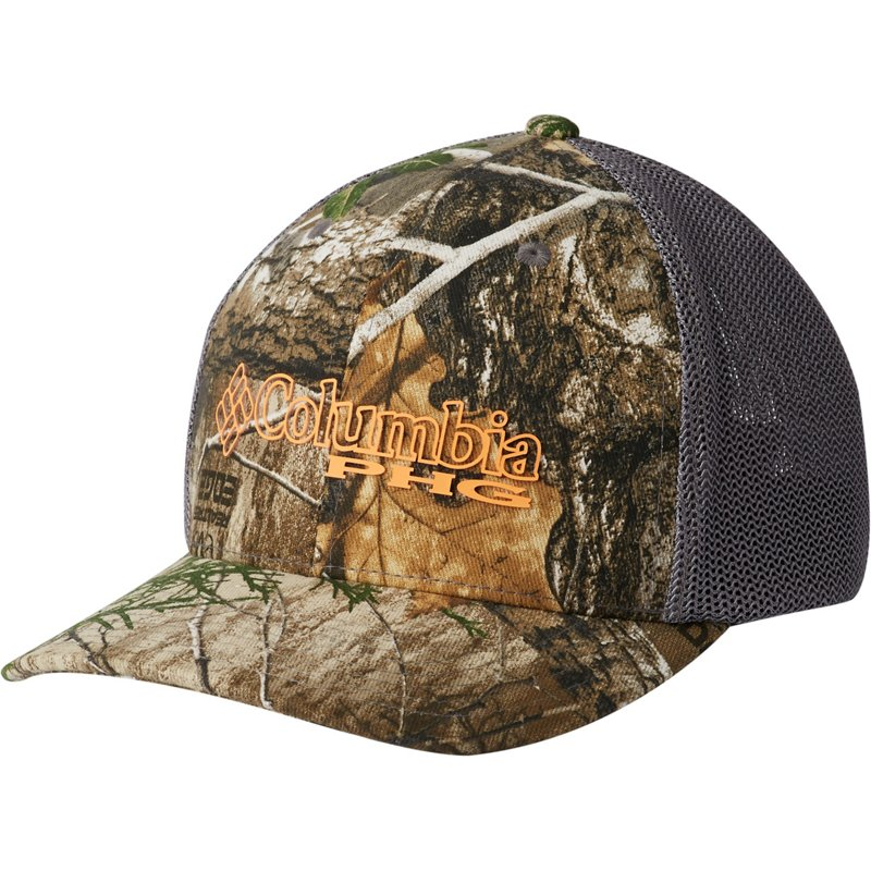 Columbia Sportswear Men's PHG Mesh Ball Cap, Large/X-Large – Basic Hunting Headwear at Academy Sports