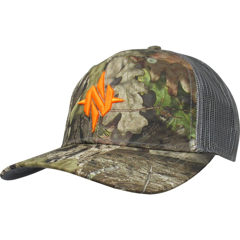 Nomad Men's Trucker Cap – Basic Hunting Headwear at Academy Sports – N3000043-920