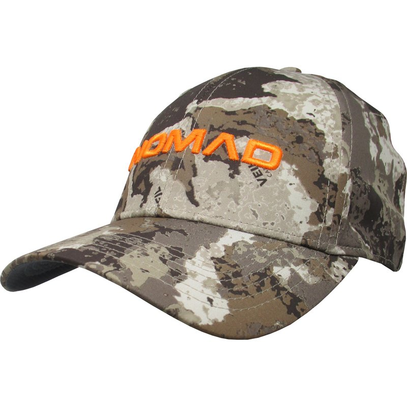 Nomad Men's Stretch Cap, Large/X-Large – Basic Hunting Headwear at Academy Sports – N3000042-950
