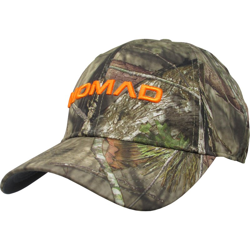 Nomad Men's Stretch Cap, Medium/Large – Basic Hunting Headwear at Academy Sports