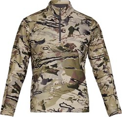 Under Armour Men's Zephyr Fleece Camo Pullover
