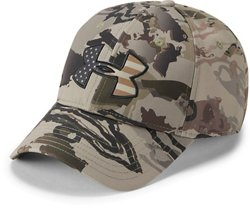 Under Armour Men's Camo BFL Cap