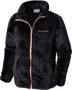 Columbia Sportswear Girls' Fluffy Fleece Jacket