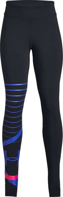 Under Armour Girls' Finale Knit Leggings