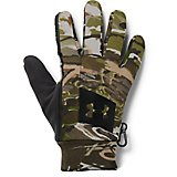 Under Armour Men's Hunt Early Season Fleece Gloves