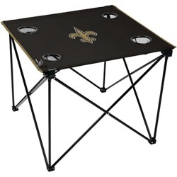 New Orleans Saints Deluxe Tailgate Table