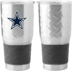 Boelter Brands Dallas Cowboys 30 Oz Diamond Plate Ultra Tumbler