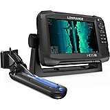 Lowrance HDS-7 Carbon GPS/Sonar Combo with TotalScan Transducer