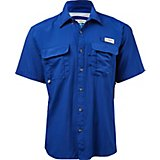 Magellan Outdoors Men s Laguna Madre Solid Short Sleeve Fishing Shirt d54ef036d