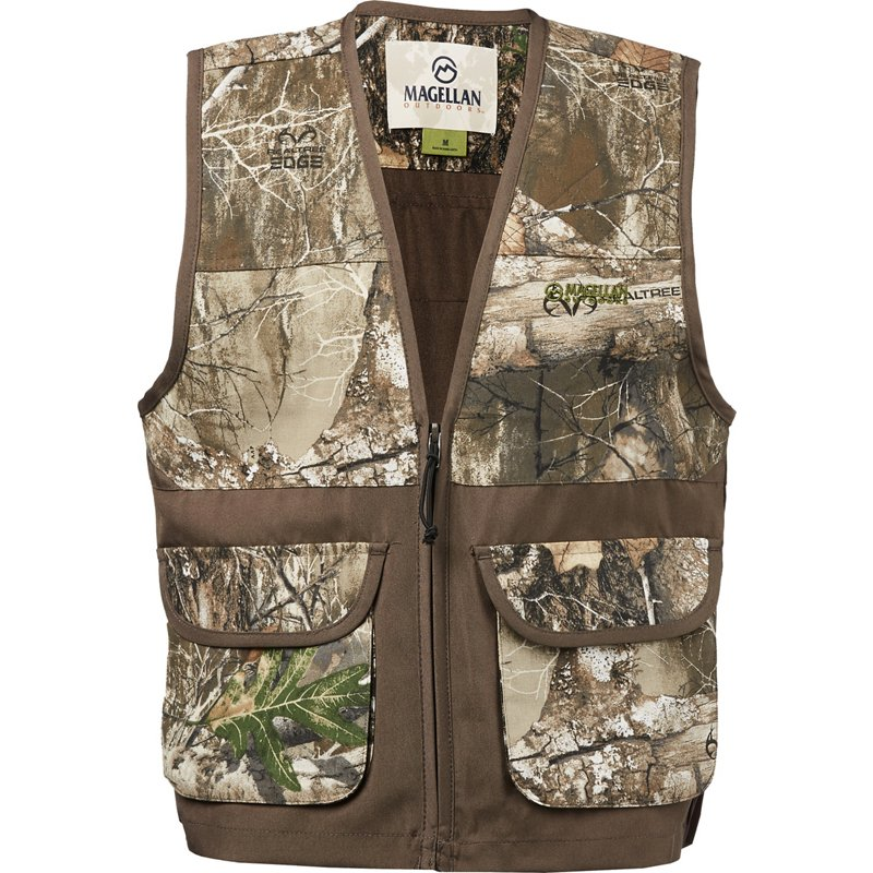 Magellan Outdoors Youth Piedmont Camo Game Vest, Medium - Youth Non-Insulated Camo at Academy Sports thumbnail