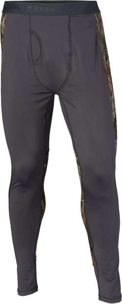 Browning Men's Hell's Canyon Speed Riser FM Base Layer Bottoms