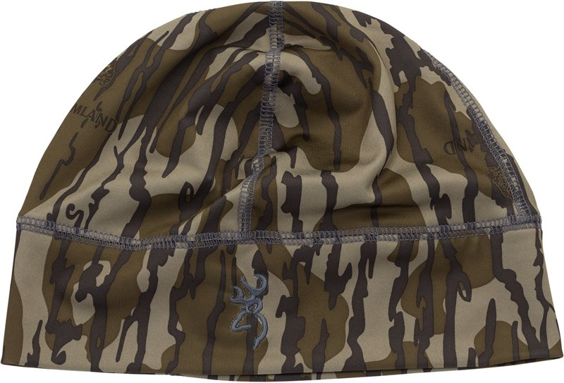 Browning Men's Hell's Canyon Speed Riser FM Beanie - Camo Clothing, Basic Hunting Headwear at Academy Sports