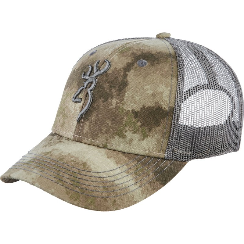 Browning Men's Blood Trail Mesh Cap – Basic Hunting Headwear at Academy Sports – 308384081