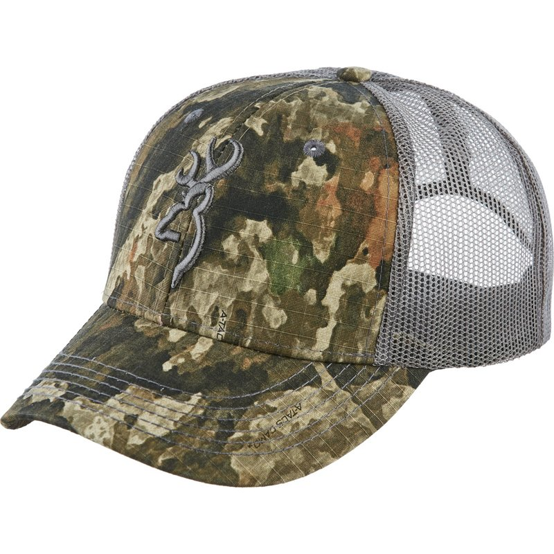 Browning Men's Blood Trail Mesh Cap – Basic Hunting Headwear at Academy Sports – 308384321