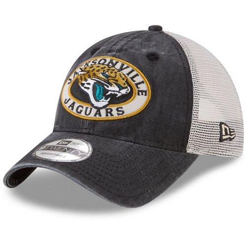 New Era Men's Jacksonville Jaguars 9TWENTY Patched Pride Adjustable Trucker Cap