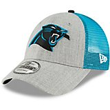 f645b5189 Men's Carolina Panthers 9FORTY Heathered Turn Adjustable Cap