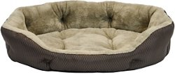 Dallas Manufacturing Company 30 in x 25 in Cuddler Pet Bed