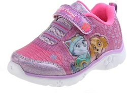 PAW Patrol Toddler Girls' Light Up Shoes