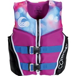 Girls' V-Back Neoprene Life Vest