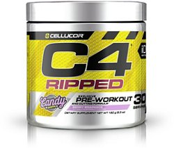 Cellucor C4 Ripped Preworkout Dietary Supplement