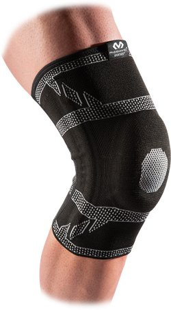 Adults' ELITE Engineered Elastic Knee Sleeve with Gel Buttress and Stays
