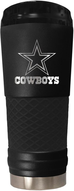Great American Products Dallas Cowboys Stealth Draft 24 oz Tumbler