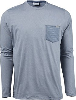 Men's Slack Tide Pocket Long Sleeve Shirt