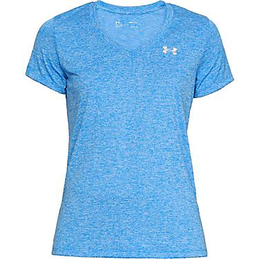 0be33eb598 Under Armour Women's Twisted Tech V-neck T-shirt | Academy