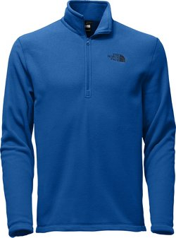 The North Face Men's Mountain Sports TKA Glacier 1/4 Zip Sweatshirt